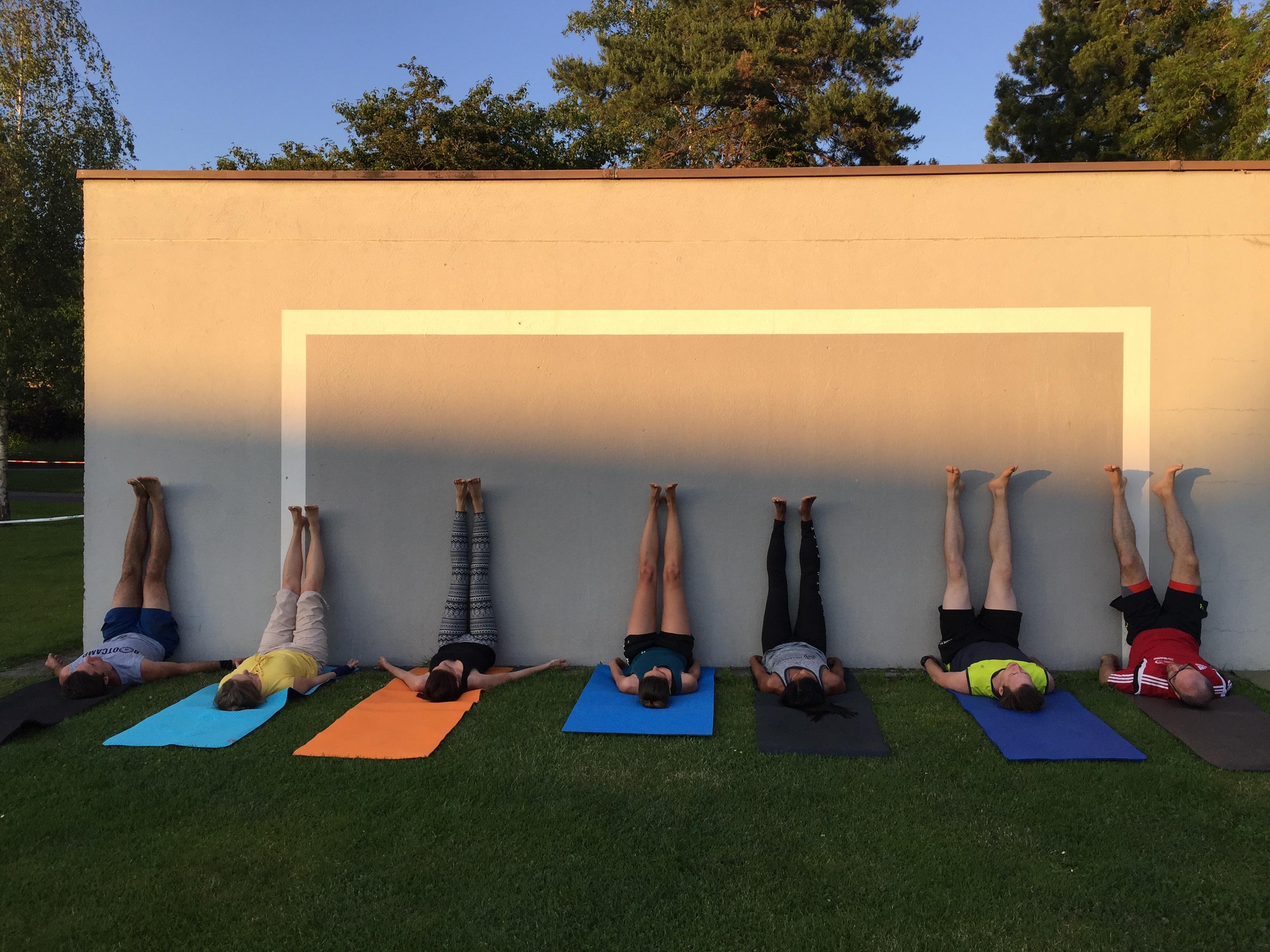 Outdoort Yoga Uster Yogalina