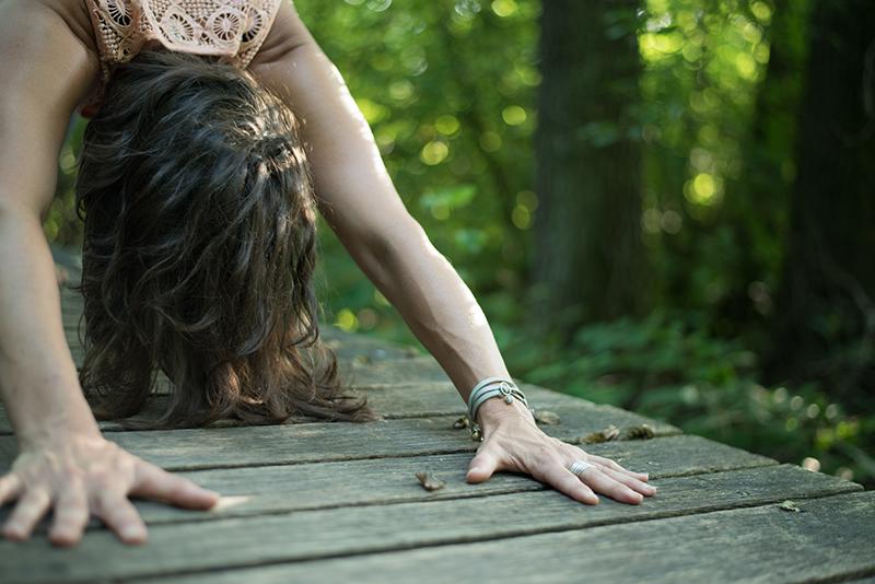 Yogaübung Steg Uster