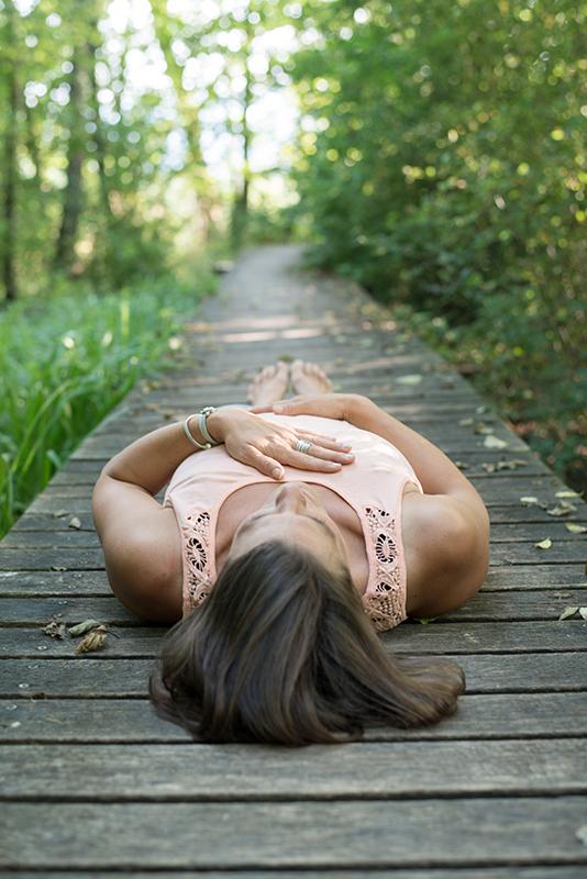 Yogaübung Steg Uster Yogalina